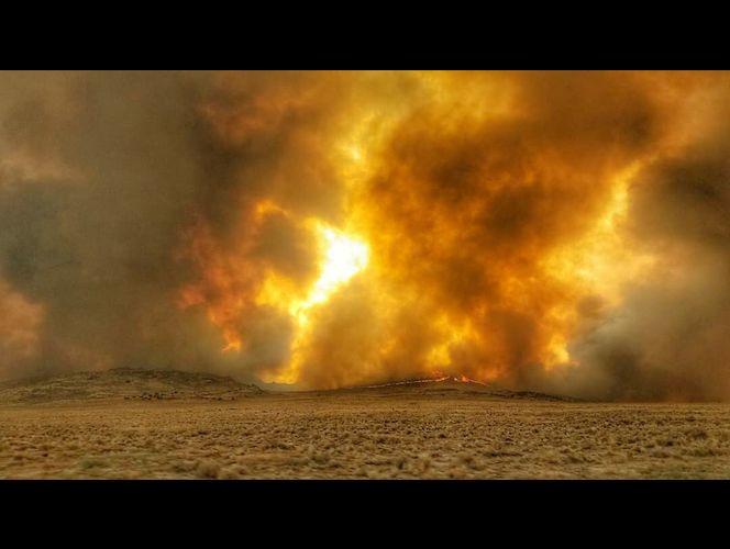 Wildfire updates: Merging wildfires threaten small Utah town