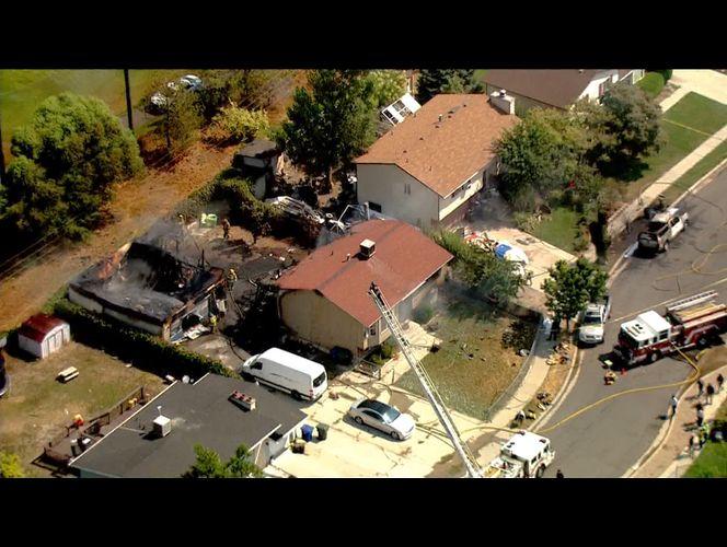 Police: Man arrested after code enforcement officer fatally shot, house set on fire