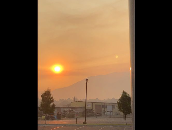 Wildfire updates: Poor air quality continues across the Wasatch Front