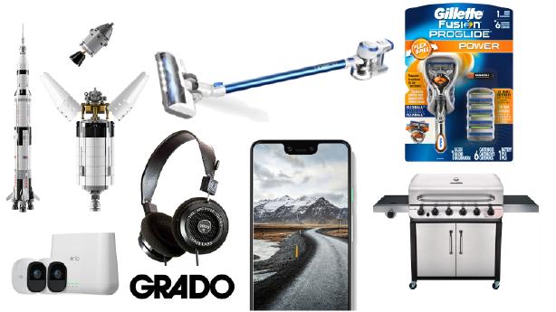 50% off Grado's legendary headphones, great value on popular