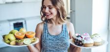Stop striving for perfection. Our bodies like averages, nutritionist says