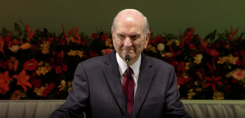 'We still need help from heaven': Why President Nelson called for another global fast