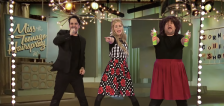 Have You Seen This? Lin-Manuel Miranda, Emily Blunt and James Corden take on 22 musicals in 12 minutes