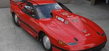 Alpine man invests $75K to rebuild car into 200-mph racer