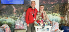 Make Your Week: Utah boy makes 'comfort bears' to donate; more stories of Christmas kindness