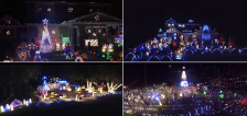 Have You Seen This? 1 billion Christmas lights set to 'The Greatest Showman' music