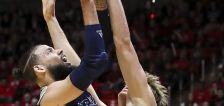 Utah falls to sixth-ranked Nevada despite Barefield's 33 points