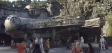 Have You Seen This? An early peek at Disney's 'Star Wars' land