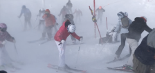 Have You Seen This? Wind vs. skiers at Snowbasin Resort