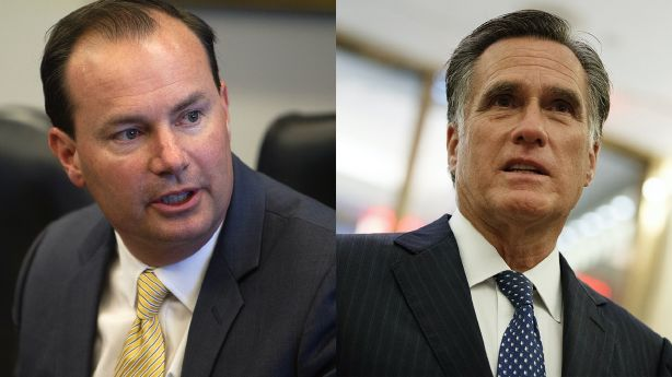 Utah Sens. Mitt Romney, Mike Lee want Congress to budget for natural disasters