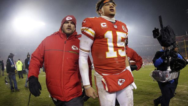 chiefs gaze ahead to first afc title game since january 1994. Black Bedroom Furniture Sets. Home Design Ideas