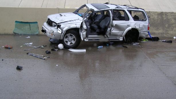 Authorities identify man killed in rollover crash on I-15 in Provo