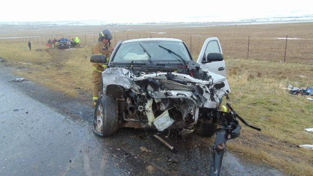 1 in critical condition after I-15 crash near Nephi