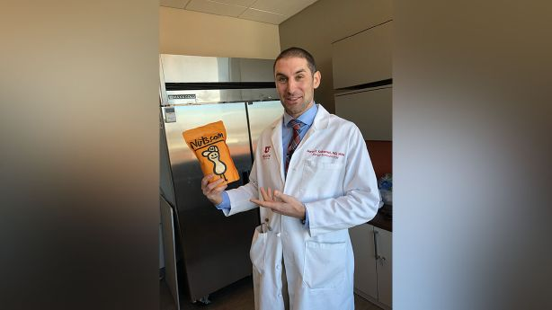 Giving peanut extract under the tongue may be an even safer way to treat peanut allergies, doctors say
