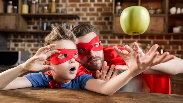 Good vs Evil: How heroes and villains affect the food you buy