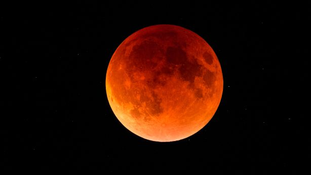 Total lunar eclipse and rare super blood wolf moon this weekend