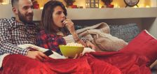 6 romantic choices for a home movie night