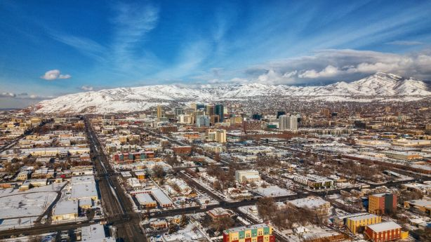 A New Report By Ranked Slc No 6 Among The Top 10 Cities For Entrepreneurs In Another Compiled Utah Where People Love And