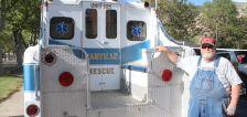 Honeyville man drives rescue history