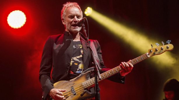 Sting performance with Utah Symphony in August will benefit Zion National Park