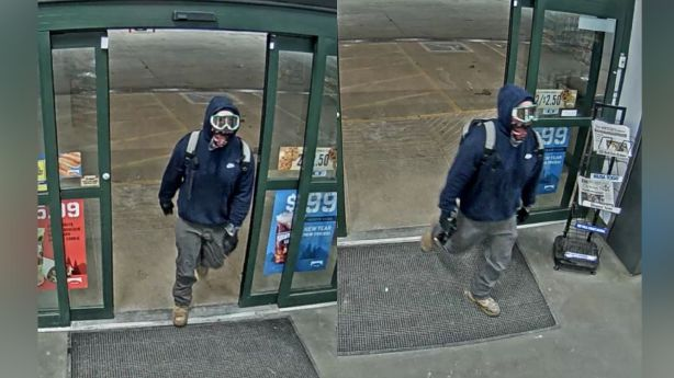 Police searching for armed man after robbery at North Salt Lake convenience store