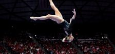 Utah gymnastics scores season-low, finishes last at national semifinal