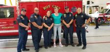 Utah woman survives life-threatening motorcycling accident, urges motorists to exercise caution