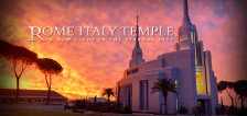 General Conference Special: Rome Italy Temple: A New Light in the Eternal City