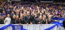 Utah gymnastics' beam team seals team's 44th-straight ticket to nationals