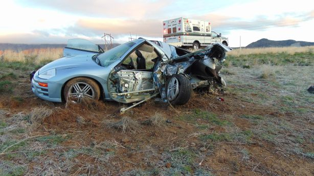 Missing Nevada man killed in Utah after truck crashes into