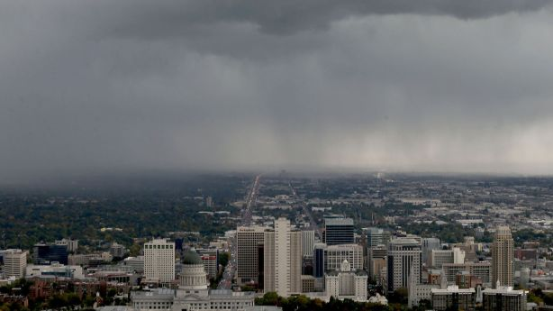 Salt Lake City nears end of drought as precipitation levels cross spring average