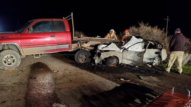 Fatal car accident in Sanpete County kills 3 teenagers | KSL com