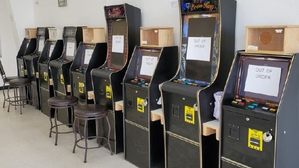 Price officials seize 14 slot machines, 3 coin pushers after gambling law change