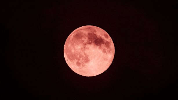 strawberry moon 2019  best times to watch and a special