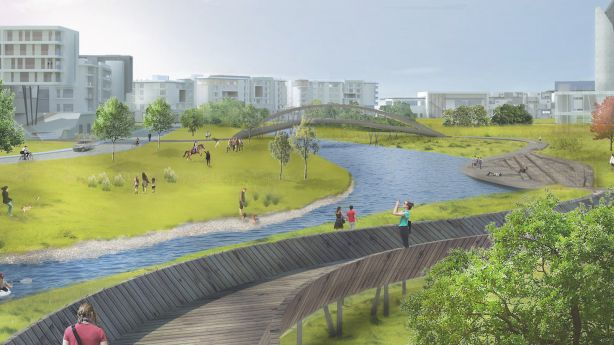 Artists, architects and planners reenvision the Jordan River Parkway