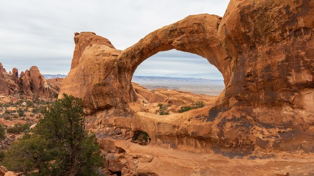 Hike of the Week: Double O Arch in Arches National Park
