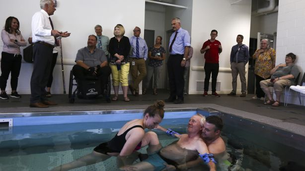 Utah fund is helping to save millions by providing intense physical therapy soon after traumatic injury