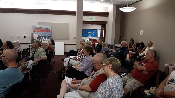 Growth at forefront of St. George City Council candidate forum
