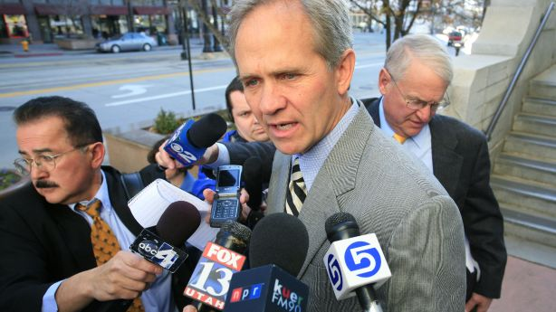 Ed Smart, father of Elizabeth Smart, announces he is gay