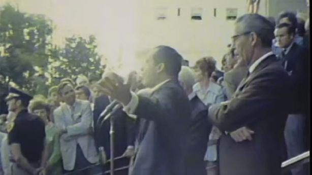 Looking back at 5 of the more memorable vice presidential visits in Utah history