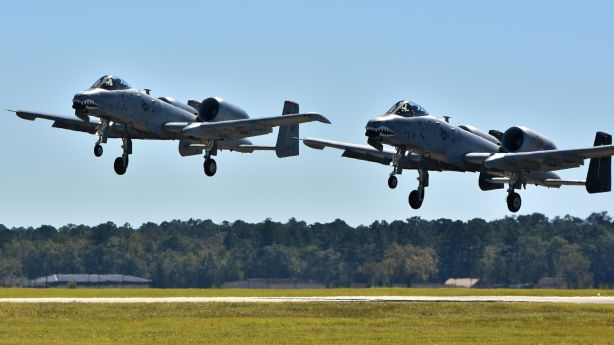Boeing gets new contract for replacement wings for A-10 jets