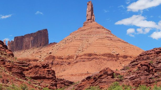 Here's how an iconic landform near Moab sways like a
