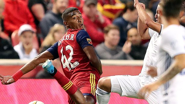 Real Monarchs standout Douglas Martinez impresses in first start with Real Salt Lake