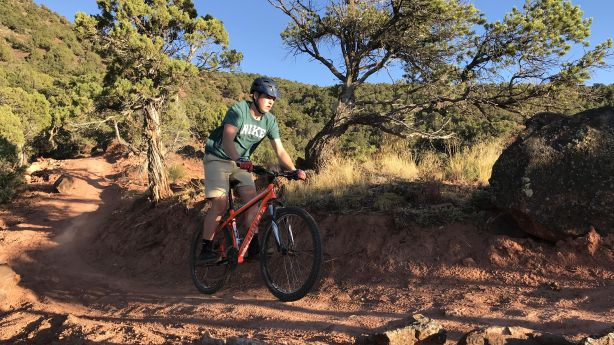 New mountain biking, hiking trail added to southern Utah's Iron Hills Trail System