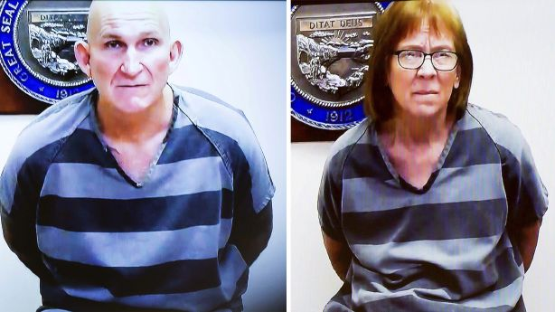 Fugitives who escaped from guards in Utah plead not guilty to Arizona killing