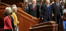 President Nelson announces 8 new temples, including ones in Taylorsville and Orem
