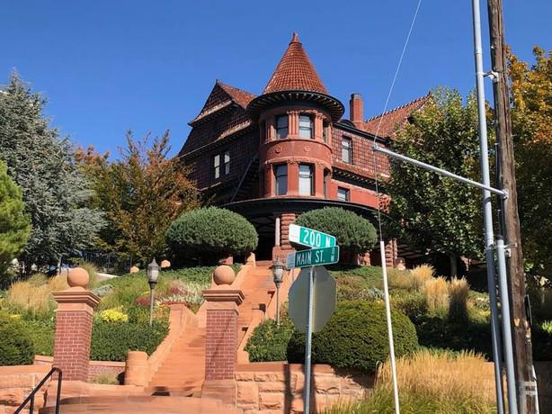 De meest spookachtige plaatsen van Utah's most haunted places