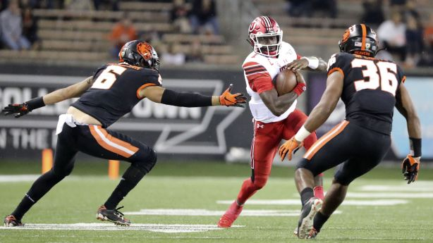 Ludwig, Huntley have shaped No. 13 Utah into one of the most efficient offenses in the country