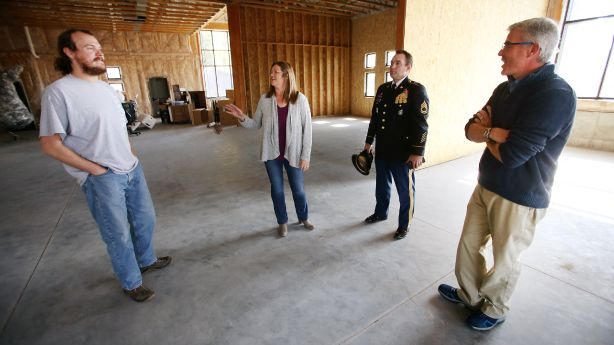 One-stop-shop center for veterans is first of its kind in Utah
