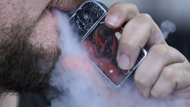 Proposed law allows Utah schools to take, destroy students' vaping devices